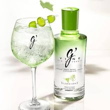 G'VINE GREEN FLORAISSON, Gin oof France, 70cl