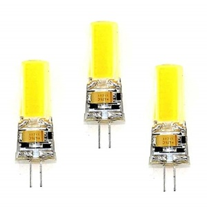 G4 светодиодный COB Voltios: 12 VCD 3W Pack 3 (6000K)