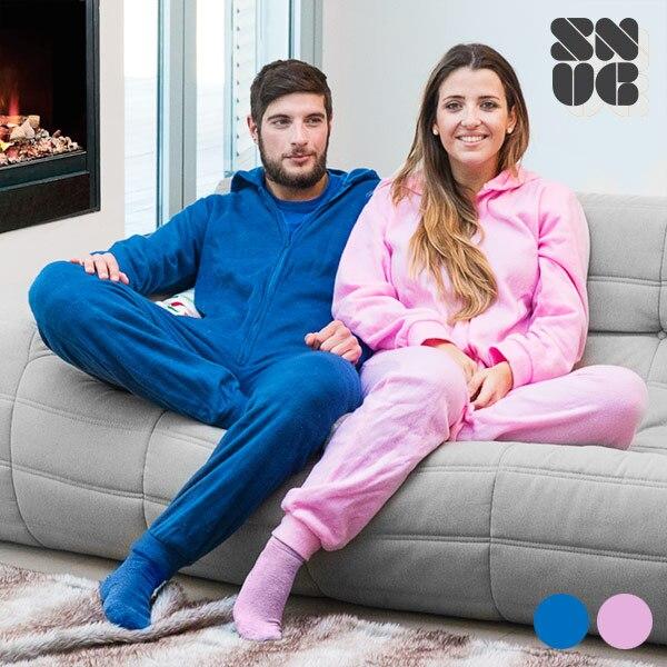 Costume de Pyjama à manches douillettes
