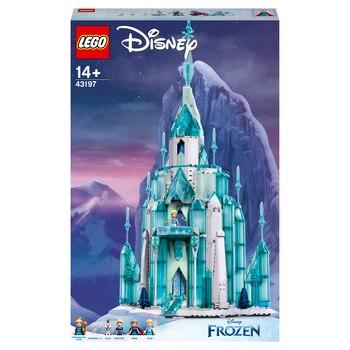 Конструктор LEGO Disney Frozen Ледяной замок 2