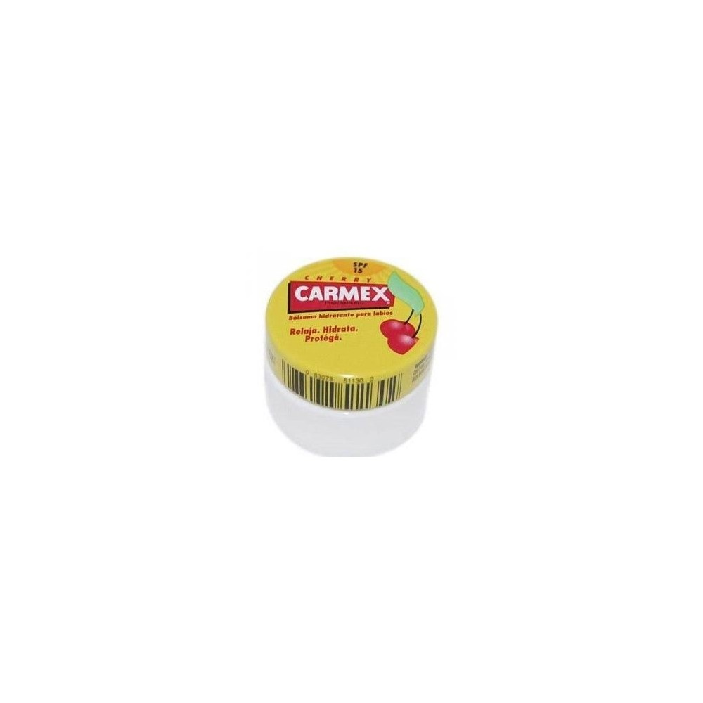 Carmex Lip Balm Cherry Jar 7,5G