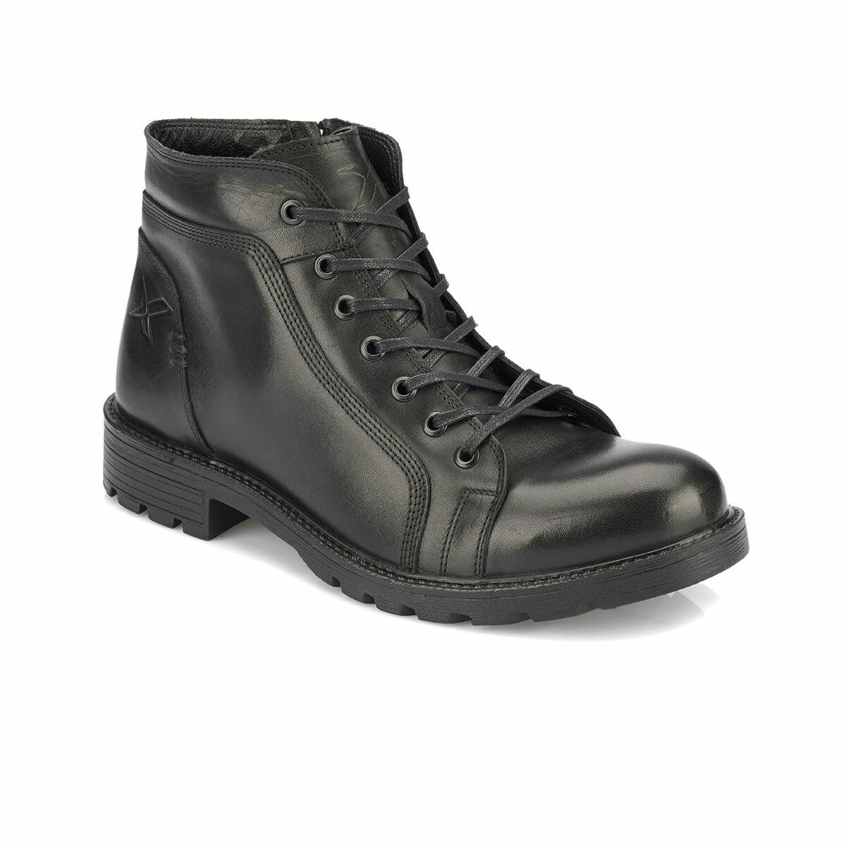 FLO SODEN Black Men Boots KINETIX