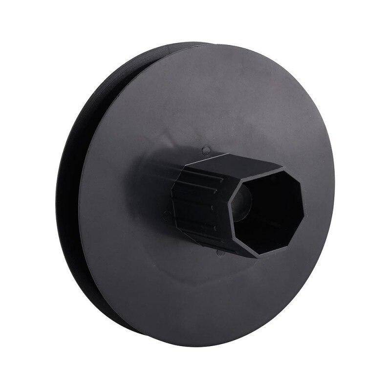 Disk Roller Shutter Plastic Herringbone Metal 120x40mm. Tape 14mm.