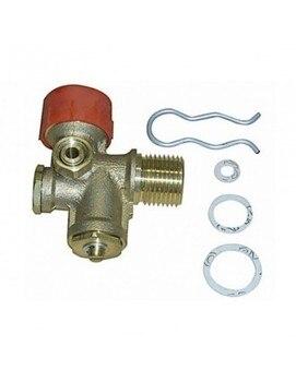Key filling boiler Saunier duval ISOMAX 57224