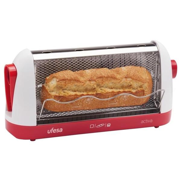 Toaster UFESA TT7963 Activa 700W White