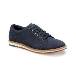 FLO MKM-91115 Navy Blau Herren Schuhe Oxid