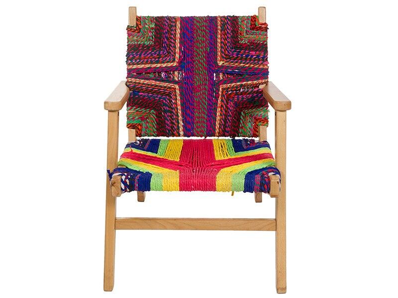Armchair (97 x 60 x 84 cm) Mango wood Vintage|  - title=