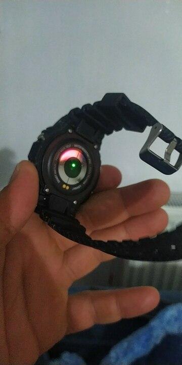 Relógio Smartwatch Militar Ocean Original photo review
