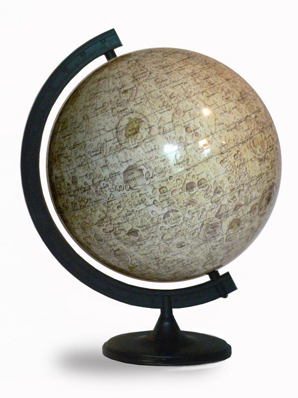 Globe Moon Diameter 320mm