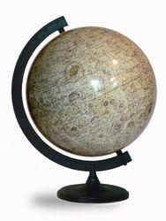 Globo Luna diametro 320 millimetri