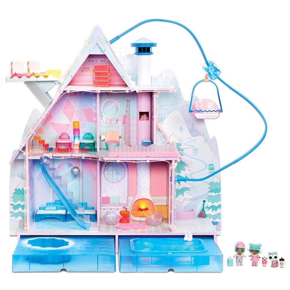 LOL A Winter Home Chalet (winter Disco)