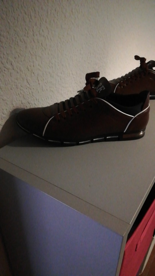 Lurien™ 2021 Royal Chiron Sneakers photo review