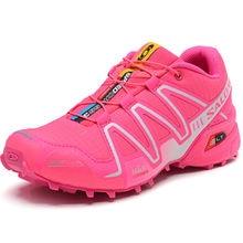 Speed Cross 3-zapatos de diseño Original para mujer, calzado para correr al aire libre, atléticos, para caminar al aire libre, de alta calidad