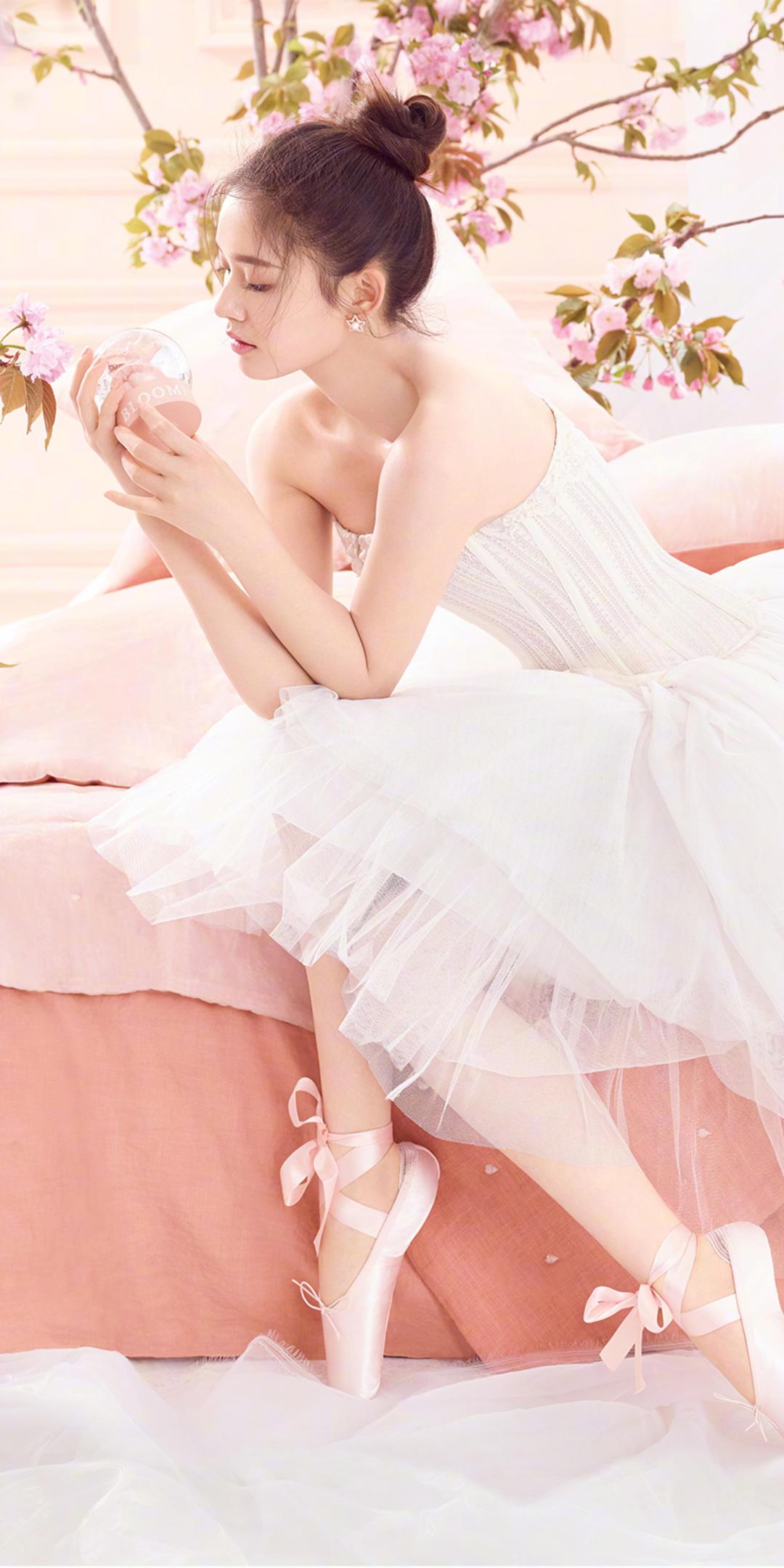粉色系少女心手机壁纸插图3