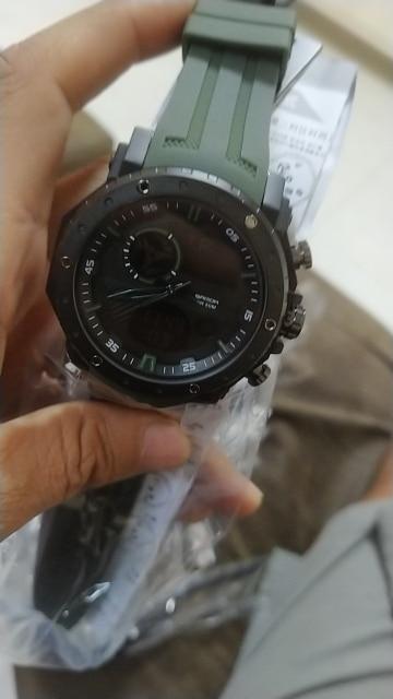 Impact Military Sport Watch - tflbazaar photo review