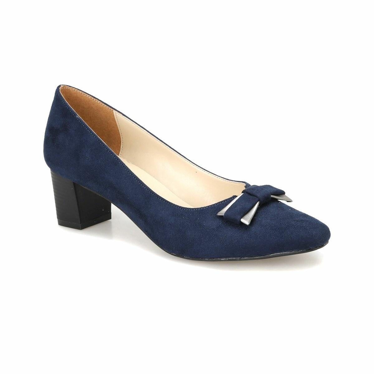 FLO DW18033 Navy Blue Women Gova Shoes Miss F