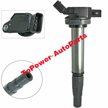 цена Car Accessories Ignition Coil 90919-02258 90919-02252 For Lexuss CT200h Toyotaa Corolla Matrix Prius Scionn 1.8/2.4L 2003-2017
