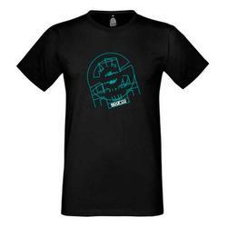 T-shirt Tron Sparco TG. S Black