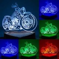 Venta https://ae01.alicdn.com/kf/U42172fe847444ea8b9087f6f642dba2fY/N 085 motocicleta 3D 3D USB led lámpara respetuosa con el medio ambiente luz de noche.jpg