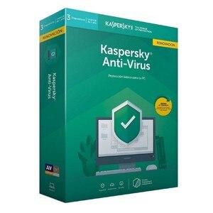 Home Antivirus Kaspersky 2020 KL1171S5CFR-20 (3 Devices)