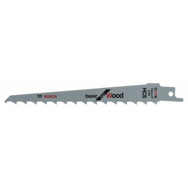 BOSCH-saw Blade Sable S 617 K Basic For Wood