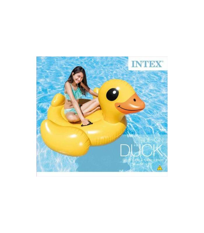 Figure Inflatable Yellow Duck 147x147x81 Cm Toy Store Articles Created Handbook