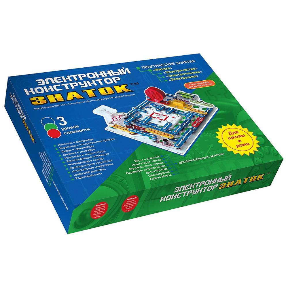 Znatok Robots Accessories1 3341228 jouet intelligent pour enfants garçon fille jouer jeu jouets électroniques garçons filles modèle préfabriqué MTpromo
