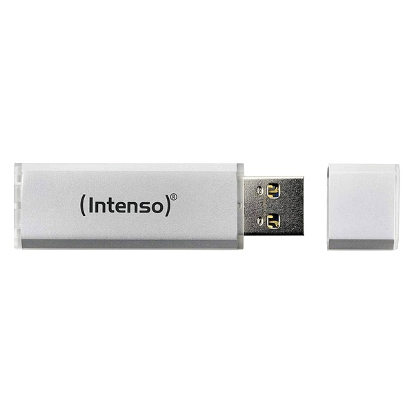 Pendrive INTENSO 3531493 <font><b>512</b></font> <font><b>GB</b></font> <font><b>USB</b></font> <font><b>3.0</b></font> Silver image