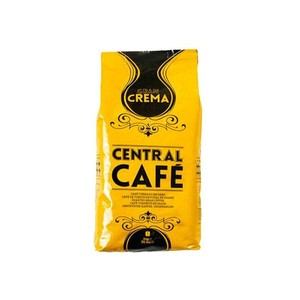 Central Coffee large cream, DELTA coffee beans 1 kilo coffee from Portugal