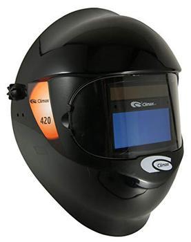 Climax 420 Electronica - Pantalla Elctronica, protección laboral, máscara de soldar, máscara para soldar