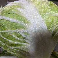 简单美味白菜蘸酱的做法图解1