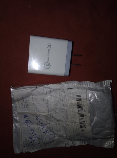 Chargeur USB Quick Charge 3.0