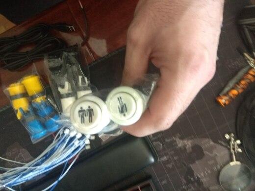 -- Arcada Interruptor Codificador