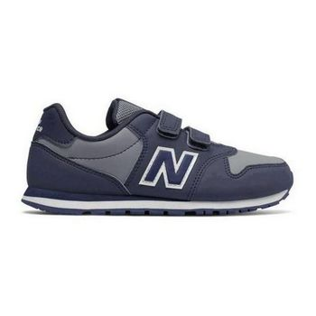 Children's Casual Trainers New Balance KV500VBY Navy blue Grey