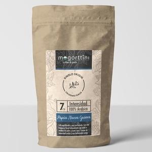 Papua New Guinea Mogorttini Single Origin. Coffee beans 500gr.