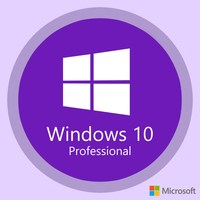 Windows 10 Pro key 32/64 bit for all languages online delivery
