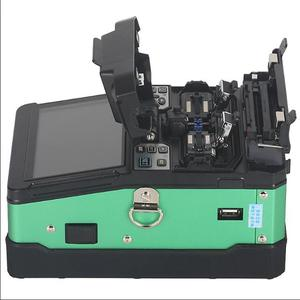 Image 3 - COMPTYCO A 81S Automatic Intelligent Optical Fiber Fusion Splicer FTTH Optic Fiber Welding Splicing Machine Tools New product