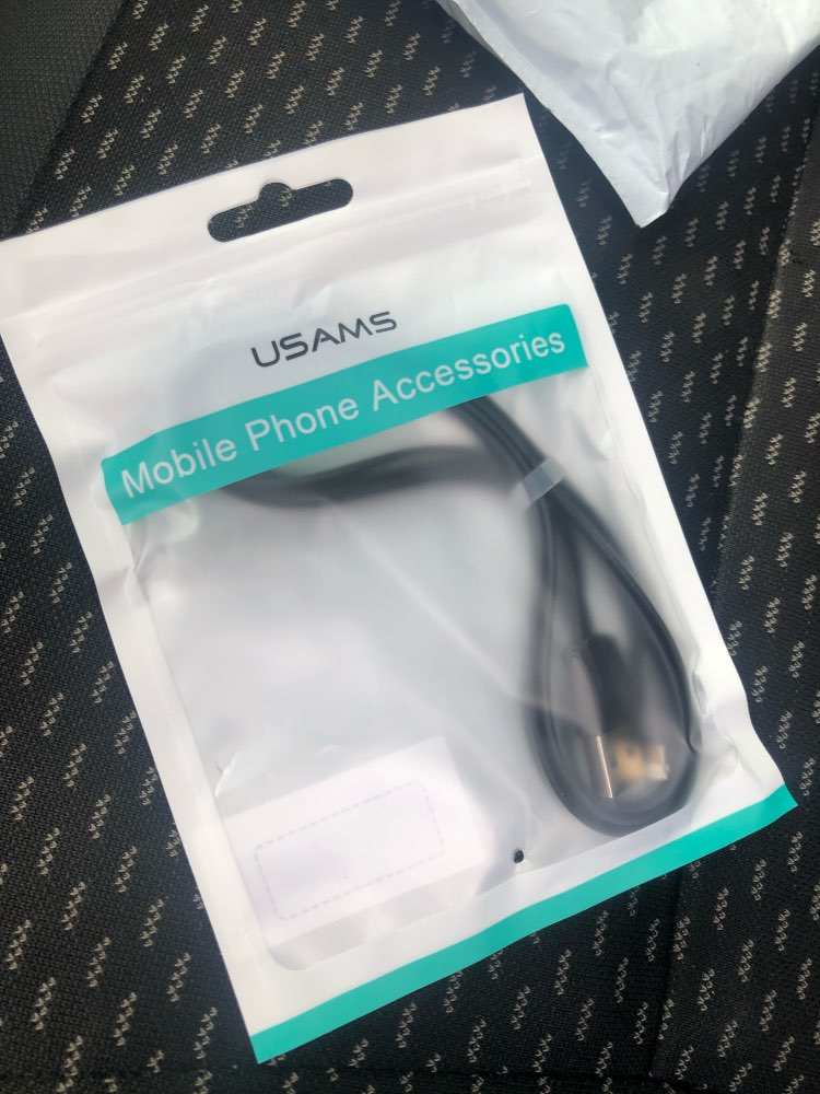 USAMS USB Cable for iPhone 8 cable Data Sync Flat Cable for iPhone XS MAX XR X 7 6 6s 5s SE 5 Cord Fast Charging Light wire|Mobile Phone Cables|   - AliExpress
