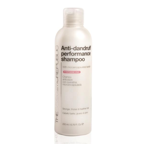 Anti-dandruff Shampoo Performance The Cosmetic Republic (200 Ml)