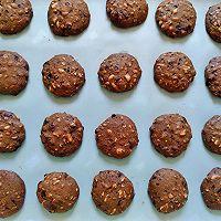 一口酥脆——红糖果仁饼干的做法图解13