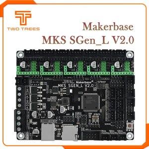 Makerbase MKS SGen_L V2.0 3D Printer Parts 32Bit Control Board 120MHZ MCU TMC2208 TMC2209 TMC2225 uart mode