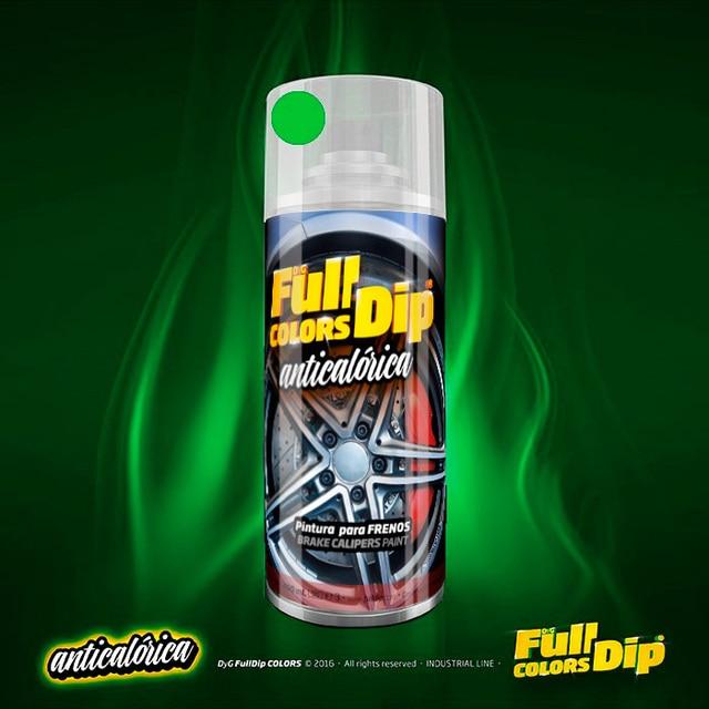 Fulldip Spray Pintura Anticalorica Pinzas De Freno Voll Dip Aliexpress