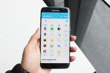 Samsung Galaxy S7 край G935U G935F GSM телефон 5,5