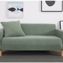 Knitted thick sofa cover single and double three seat sofa cover full cover full cover sofa cushion cover cover