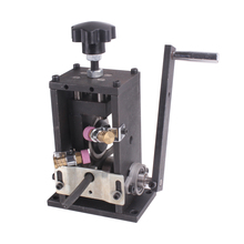 Cable Peeling Steel Durable With Blade Hand Tool Cutter Wire Stripping Machine Portable Manual Black Scrap Recycling