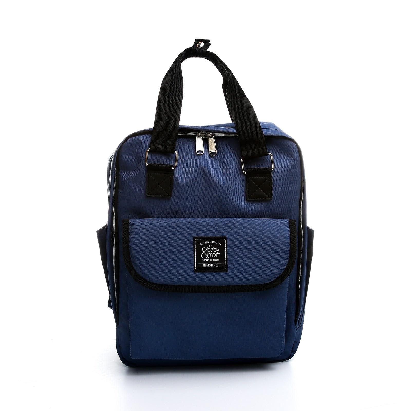 Ebebek Babymom Baby&Mom Multipurpose Classic Backpack Bag