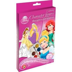 Набор для детского творчества Disney Princess Фигурки-раскраски