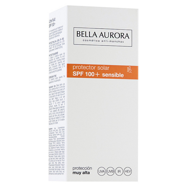 Sun Block Bella Aurora SPF 100 + (40 ml)