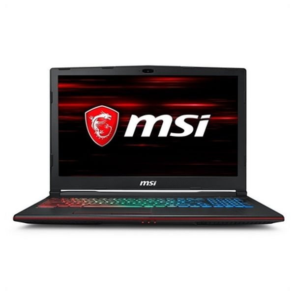 Gaming Portable Computer MSI GP63-684XES 15,6