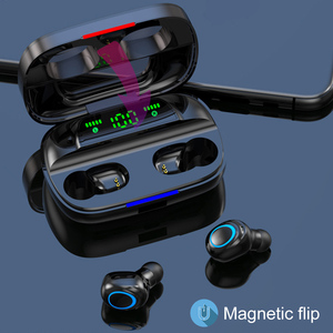 Image 2 - S11 TWS 3500mAh Power Bank Kopfhörer LED Bluetooth 5,0 Kopfhörer Kopfhörer Drahtlose HIFI Stereo Ohrhörer Gaming Headset Mit Mic